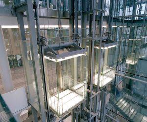 Mehr zu Aufzugsmontage